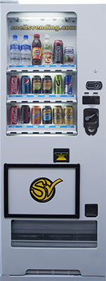 Compact Vending Machine image